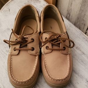Nice pair of Sperry  loafers:)
